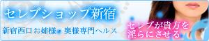 風俗店「セレブショップ新宿」